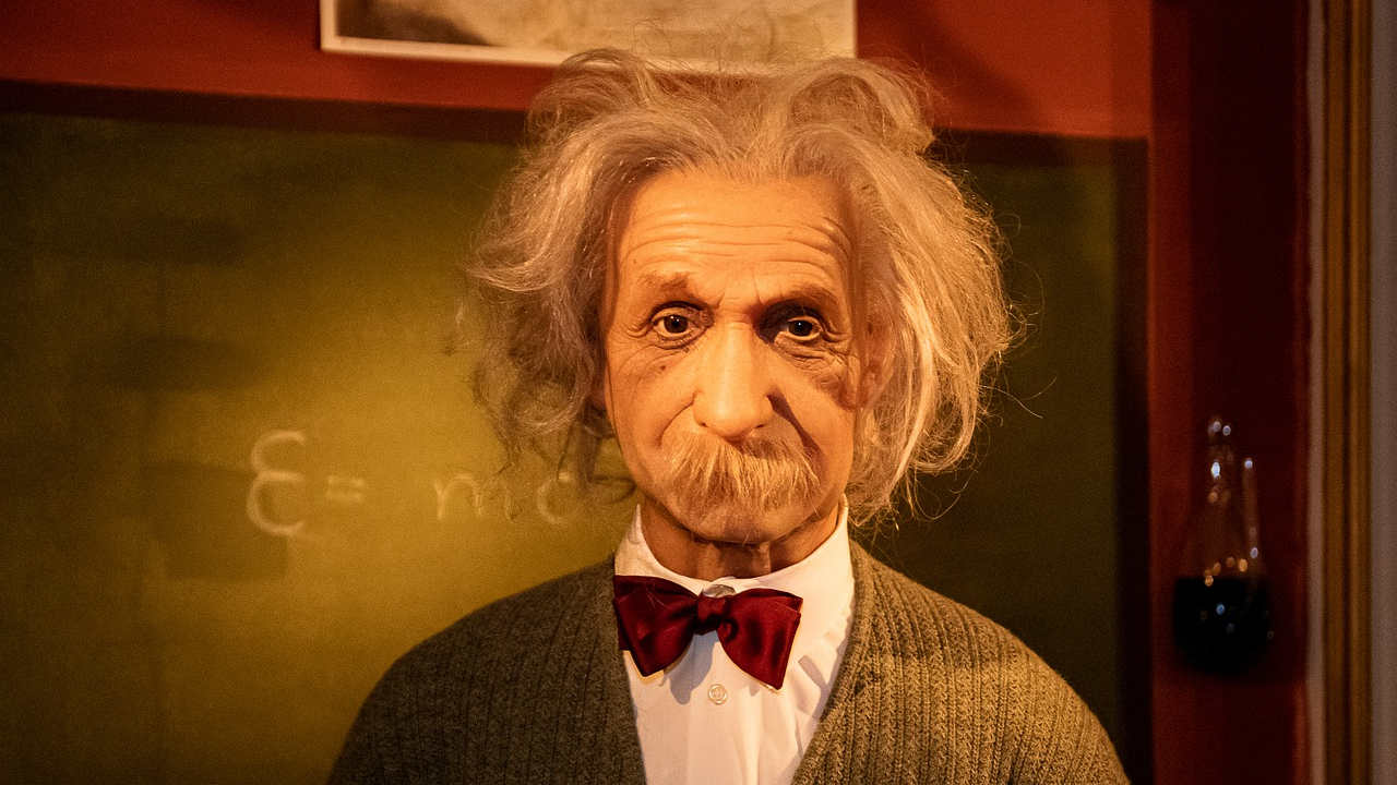 Now You Can Talk to Albert Einstein with the Power of A.I.