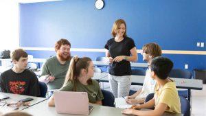 Digitalization of classrooms AI