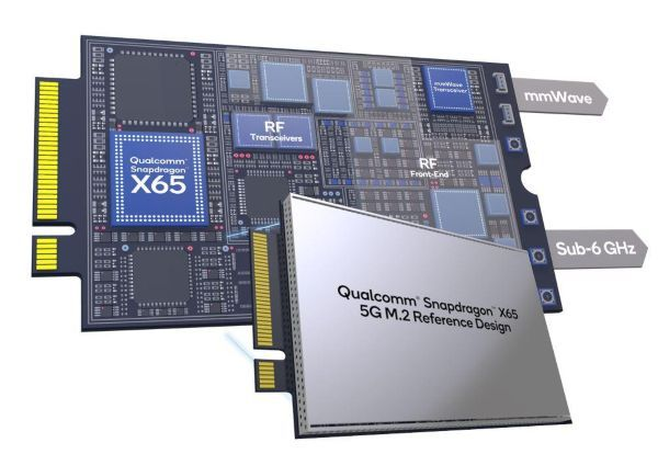 Qualcomm 5G 10-Gbps Aimed at PCs