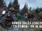 Games Sales Power On Through May 2021 According to NPD